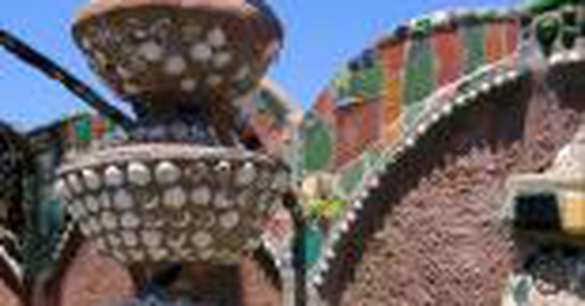 Simon Rodia: California's Gaudí