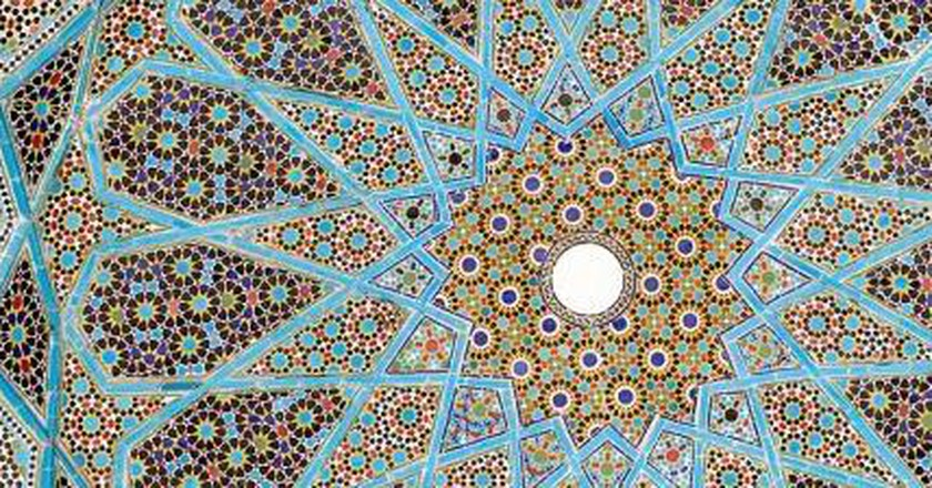 A Poetic Pilgrimage To Iran's Hafez and Saadi Tombs