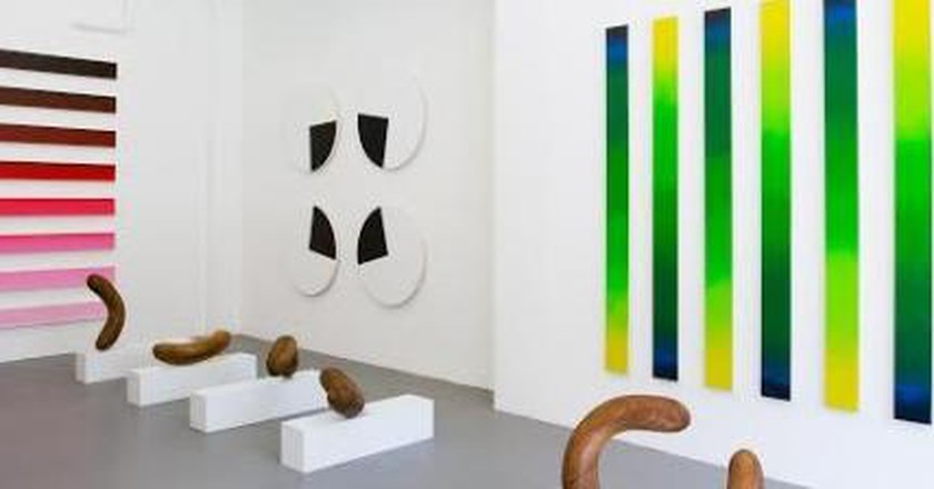 10 Must-Visit Galleries In Zurich's Kreis 5 Art Hub