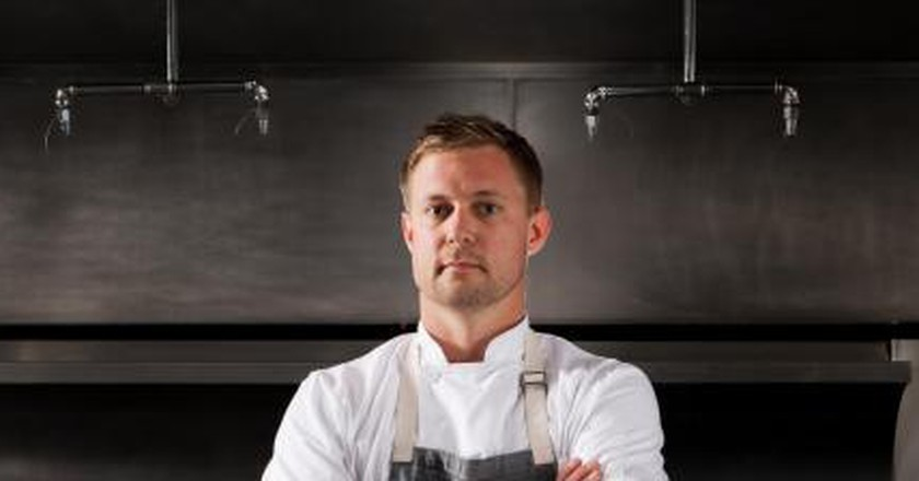 Q+A with VOLT's Chef Bryan Voltaggio: Frederick, Maryland