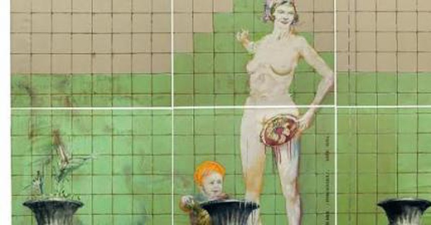 Ukraine's 10 Best Contemporary Artists And Where to Find Them