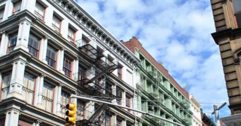 New York City's SoHo Gallery Scene: Then And Now