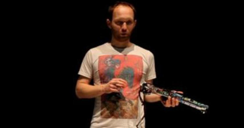 The Robotic Symphony | Dmitry Morozov's High-Tech Art