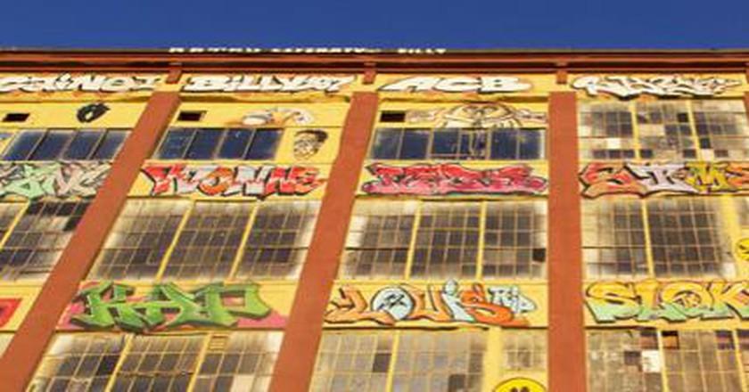 Long Island City's 5Pointz: The End Of An Era