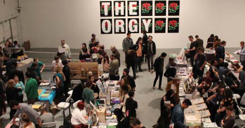 For the Love of Printed Matter: The L.A. Art Book Fair
