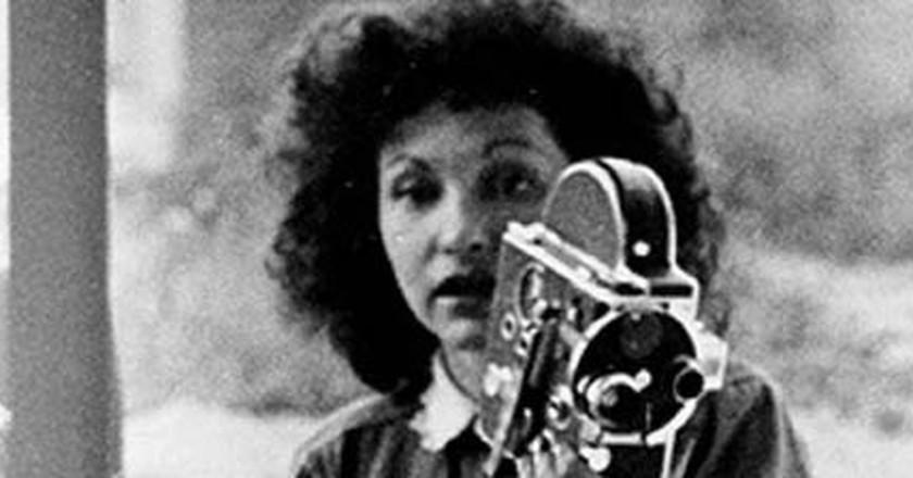 Maya Deren, Experimental Filmmaker Of The West Village