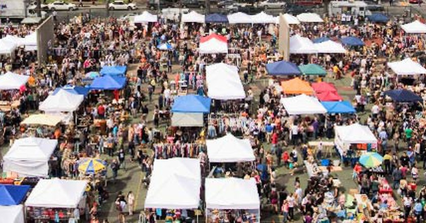 The Best New York City Flea Markets