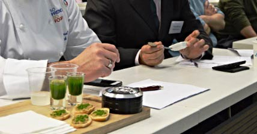 FoodTech Startup Pitch in Tel Aviv: Where Gastronomy Meets Technology