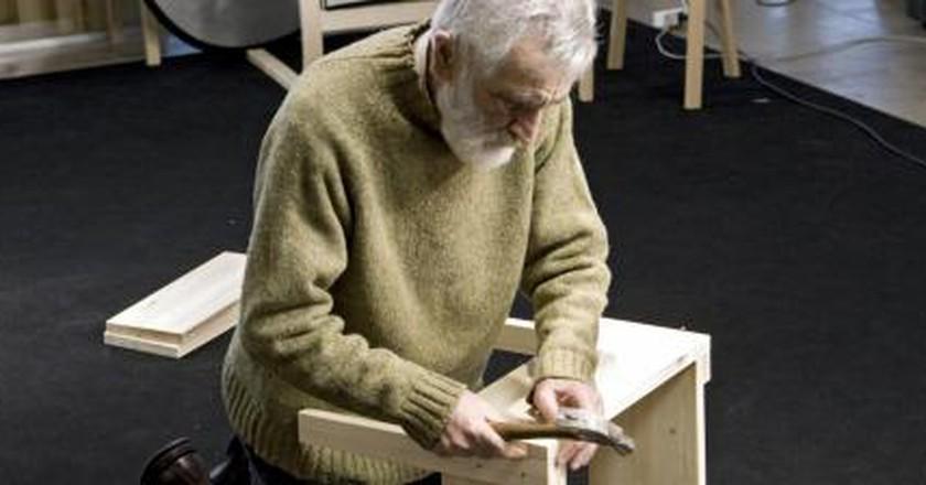 Enzo Mari: The Maverick Grandfather Of Italian Design