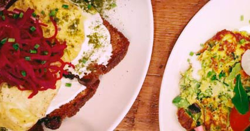 10 Reasons Why Tel Aviv, Israel Is The Best City For Brunch