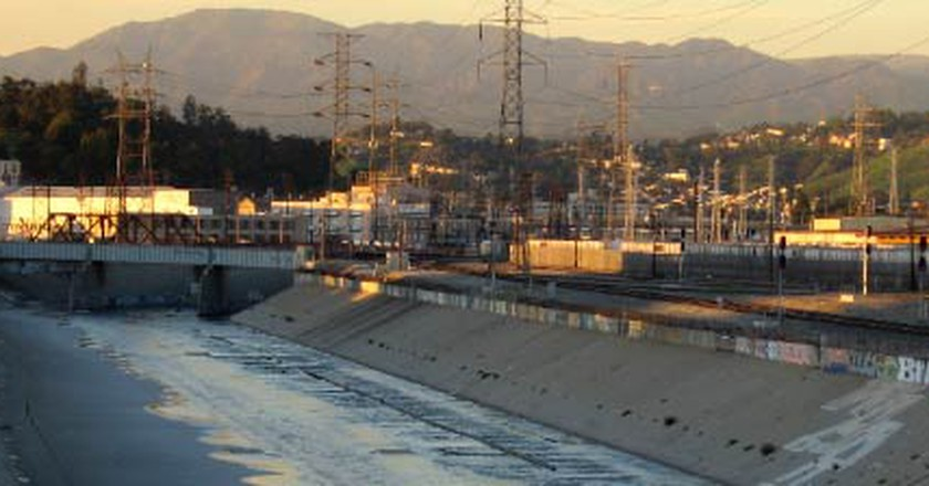 LA River: Thin Green Line Between Civilization and Nature