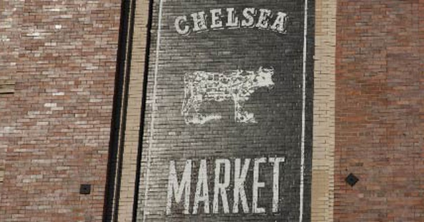 A Culinary Tour Of NYC's Chelsea Market