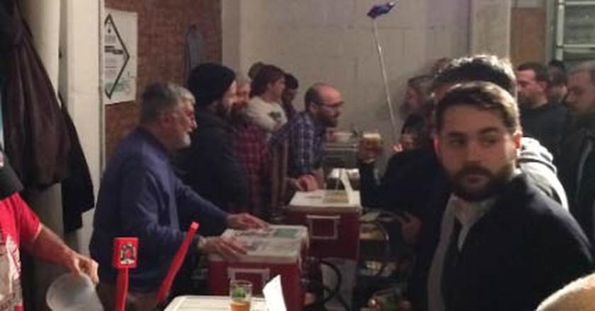 Tossing Back Brews At New York City Beer Week 2015