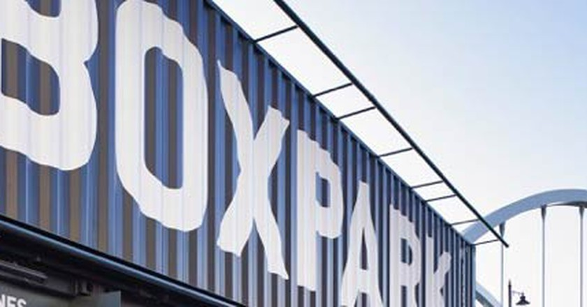The Best Meals At Boxpark Shoreditch, London