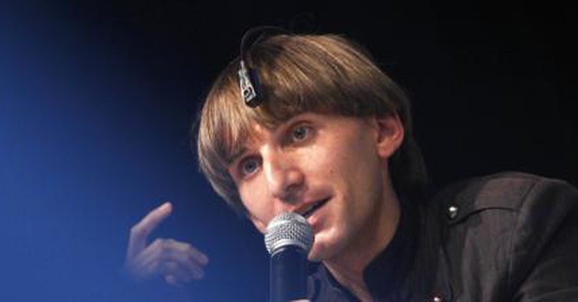 The Man Who Hears Colors   Neil Harbisson And His Eyeborg