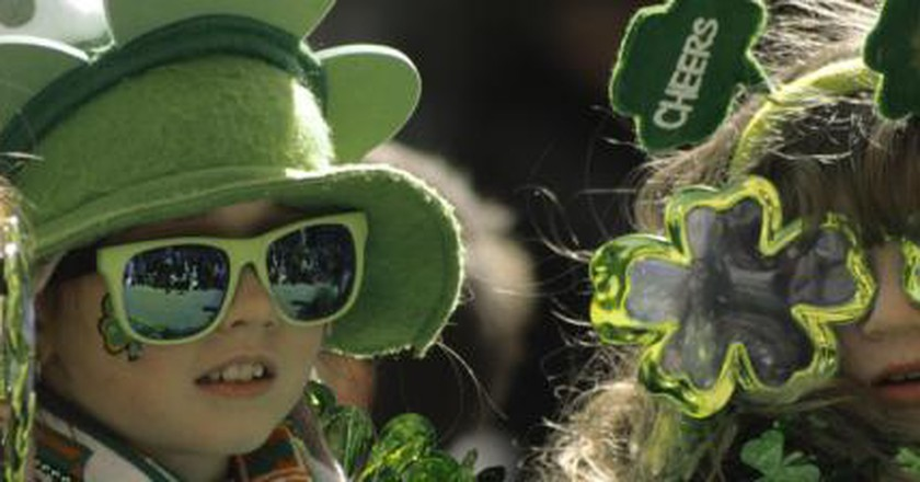 5 Ways To Celebrate St. Paddy's Day In London