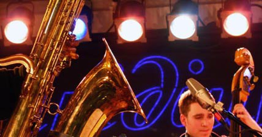 LA's Top 5 Places to See Live Jazz