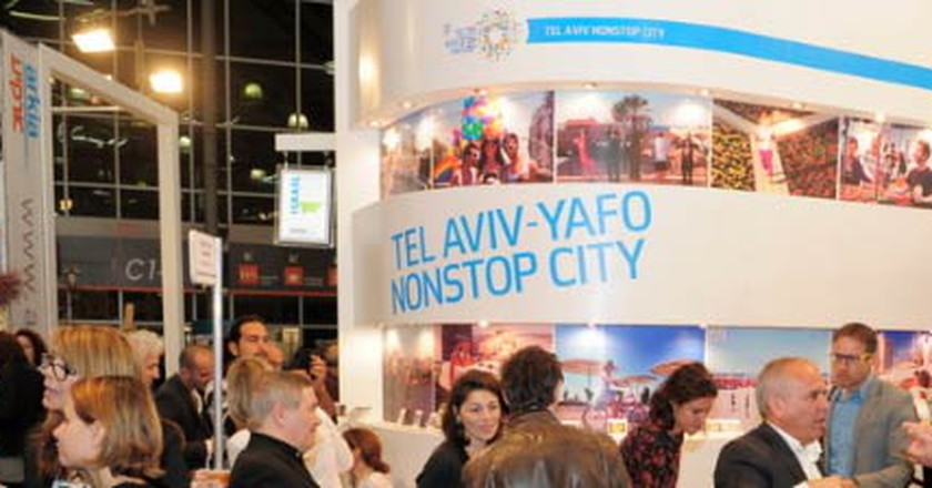Digital Travel I The Case of Tel Aviv