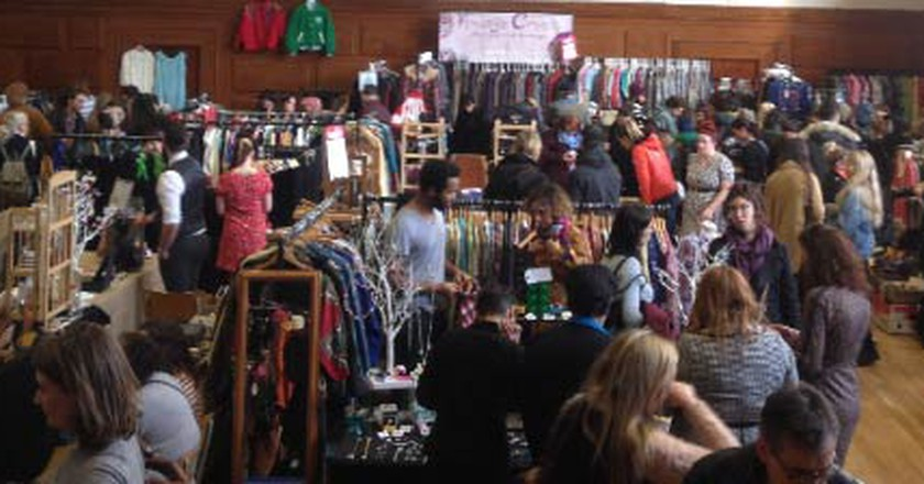 Top Five Vintage Fairs in London