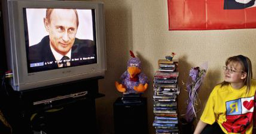 Putin Fan Club | Photographing Russia's Personality Cult