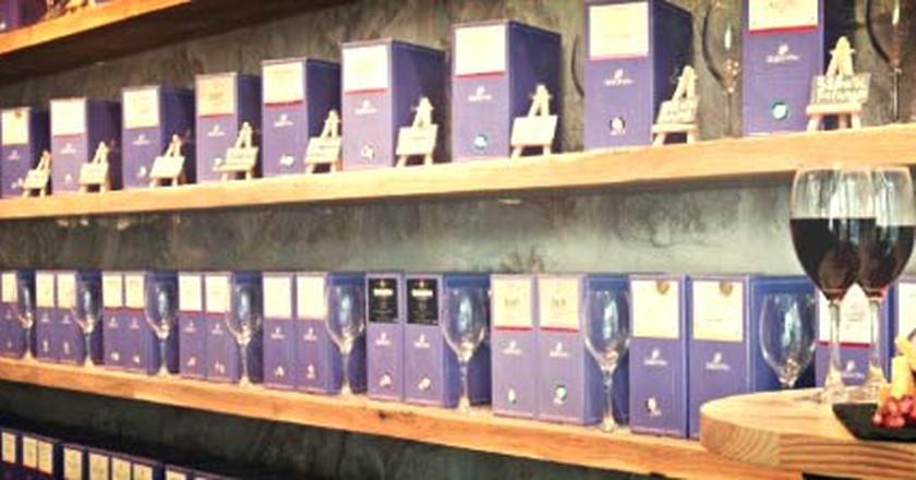 Reinventing Box Wine At Bibovino, Israel