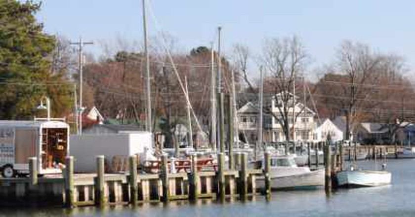 The 10 Most Beautiful Towns In Maryland, USA