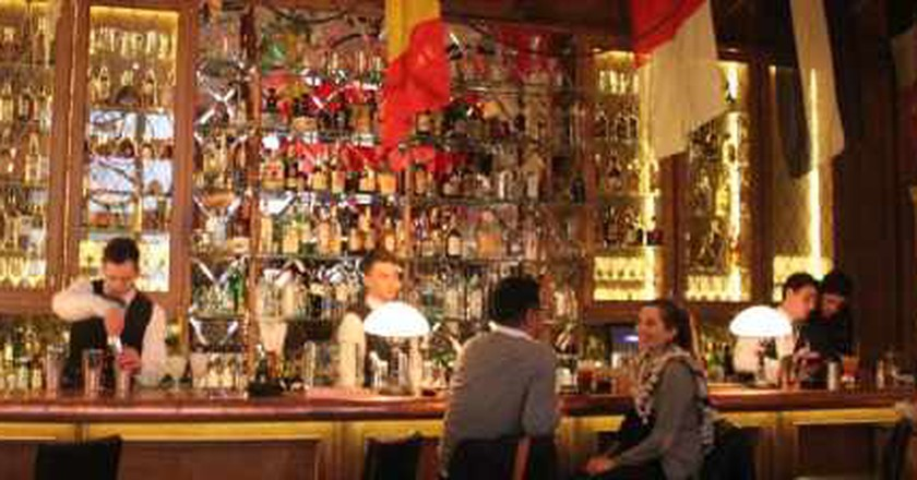 Mr Fogg's of Mayfair | Around The World in 80 Drinks