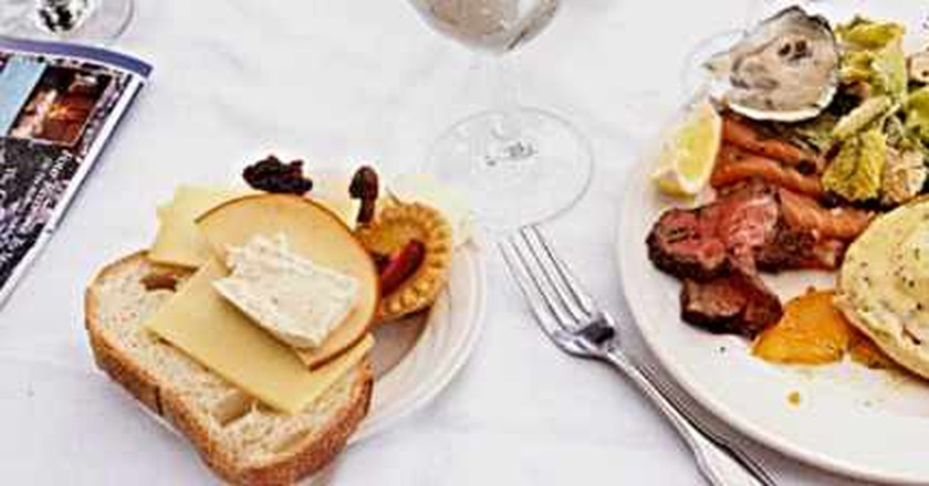 Best Brunches In Nob Hill, San Francisco