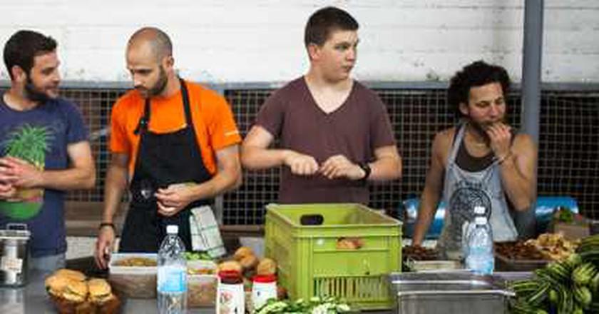 Disco Mekarer Is Working To Eradicate Food Waste In Tel Aviv