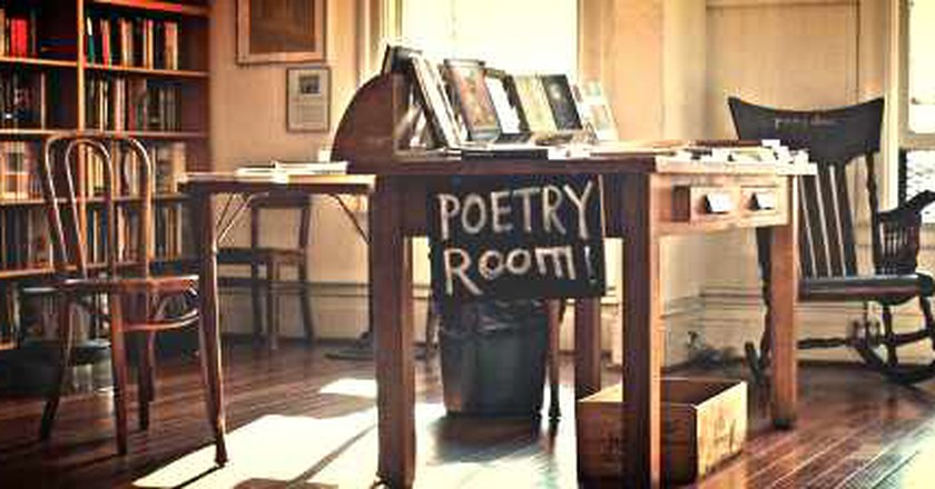 A History Of Poetry In San Francisco