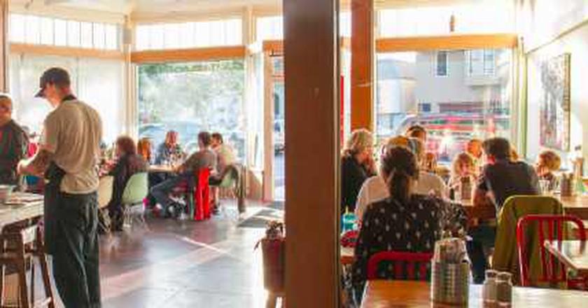 Precita Park Café Is A Hotspot In San Francisco's Bernal Heights