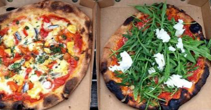 The Best Sourdough Pizzas In London