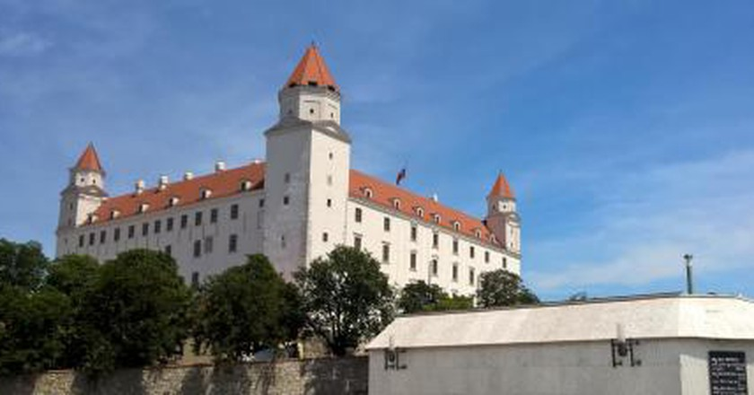 A Weekend of Music and History in Bratislava, Slovakia