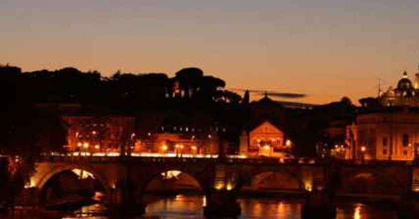 The Most Romantic Restaurants in Rome, Italy