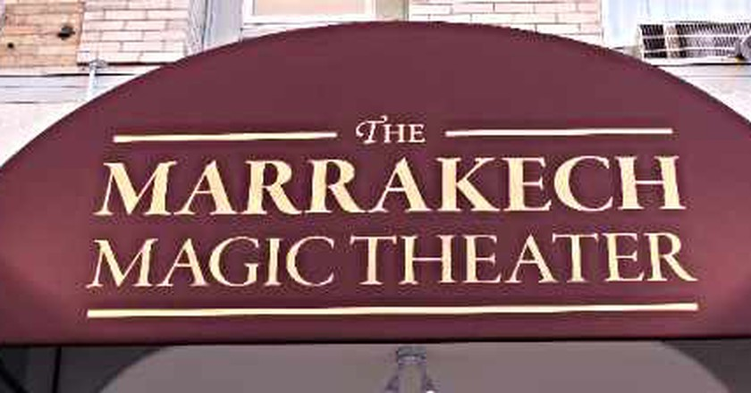 Welcome To The Morrison Magic Show At The Marrakech Magic Theater