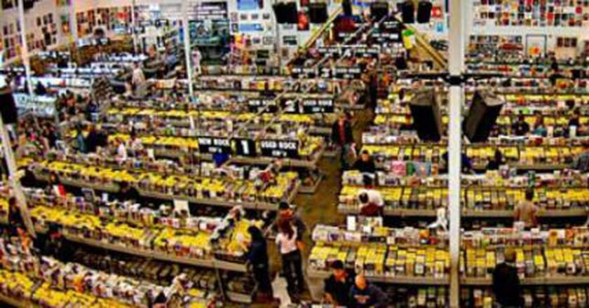 Amoeba Music: LA's Famous Vinyl Haven