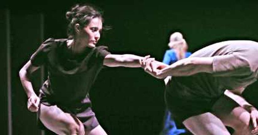 The Batsheva Dance Company: Israel's Superstar of Contemporary Dance