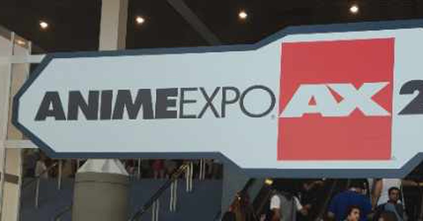 Los Angeles' Anime Expo Celebrates Independence Day