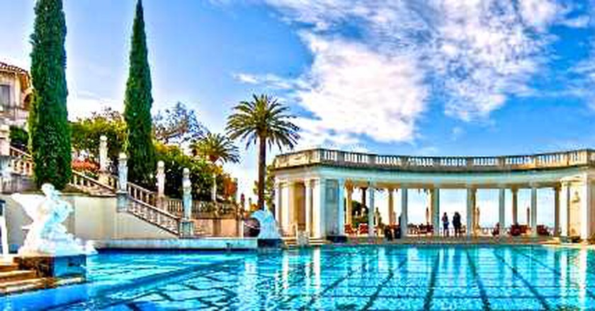 5 Exquisite Pools Designed By Julia Morgan