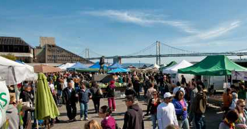 San Francisco's Sustainable And Tasty World Of CUESA