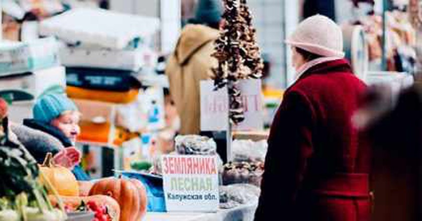 The Best Markets In St Petersburg, Russia