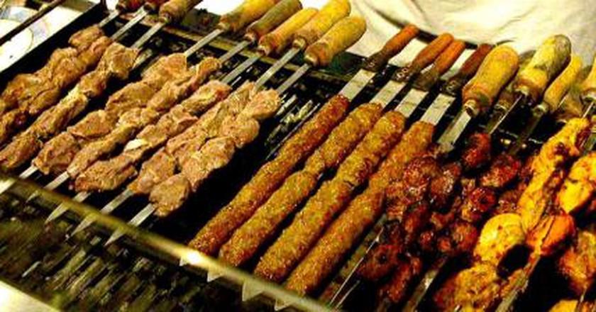 The Best Restaurants In The Grand Bazaar, Tehran