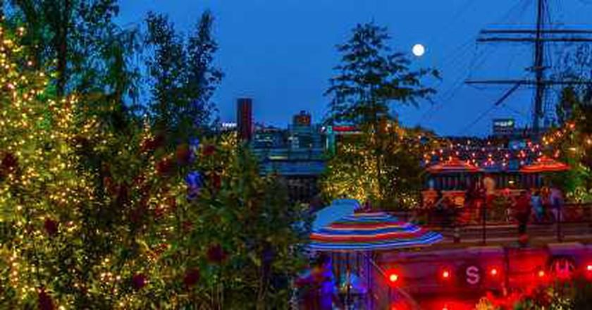 The Best Beer Gardens In Philadelphia