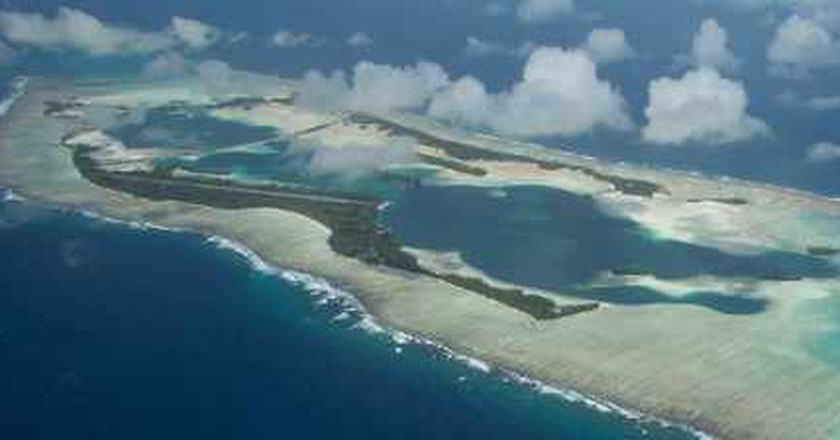 Why Palmyra Is The Haunted Island Of The Pacific