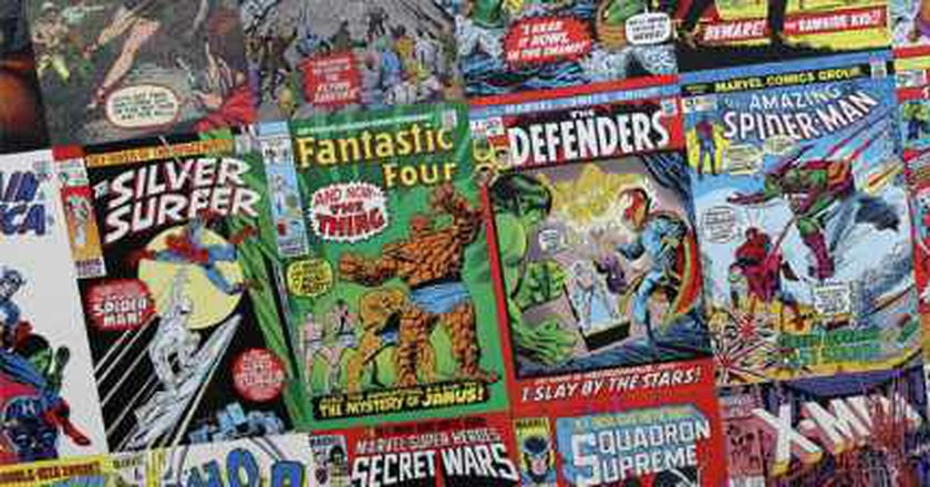 Houston's Five Fantastic Comic Culture Stops