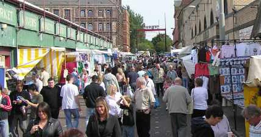 The Best Markets In Glasgow, Scotland