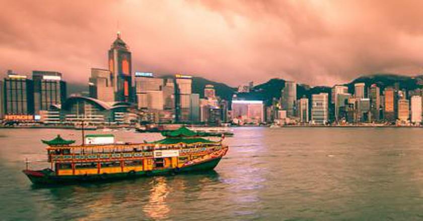 The 10 Most Beautiful Bars In Hong Kong