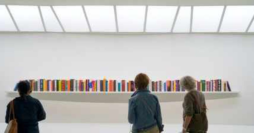 Storylines: Contemporary Art at the Guggenheim Museum