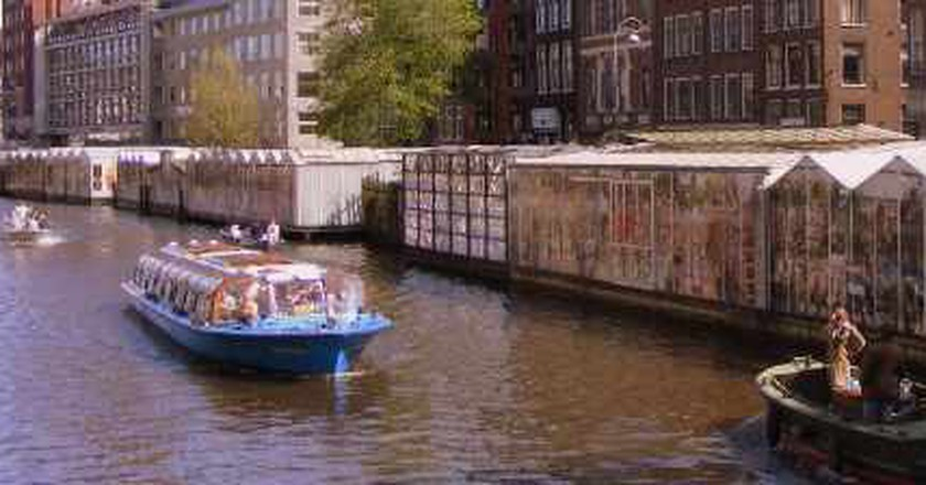 World-Famous Markets in Amsterdam