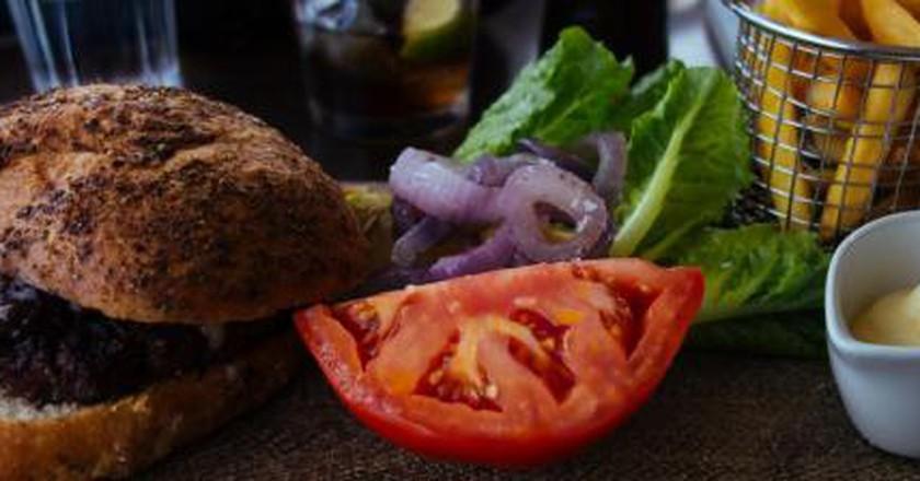 The Best Burgers In Stockholm, Sweden